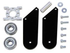 Wheel Bracket B (angle) (585028) parts included