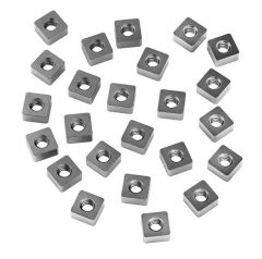 6-32 Single Screw Plate (585474) 24 pack