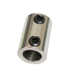 "1/4"" to 5/16"" Set Screw Shaft Coupler"