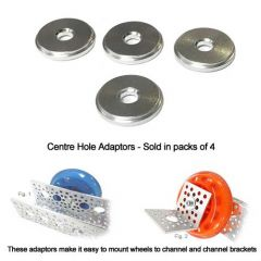 4 pack Center Hole Adaptor