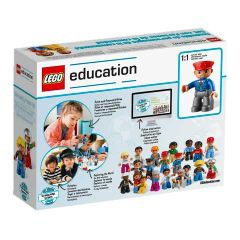 Community People Set Lego Education box and product