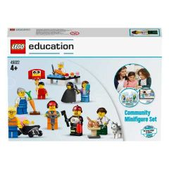 Community Minifigure Set Lego Education Box