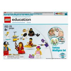 Fantasy Minifigure Set Lego Education Box