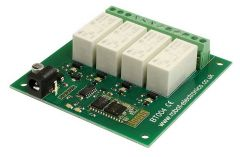 BT004 - 4 x 16A Bluetooth Relay