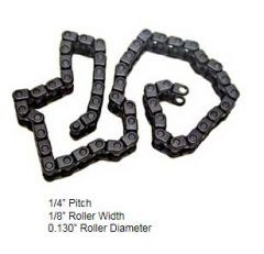 Plastic Chain link - 48 links per pack