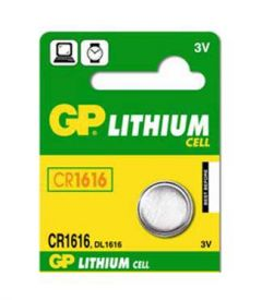 CR1616 Button Cell Lithium Battery
