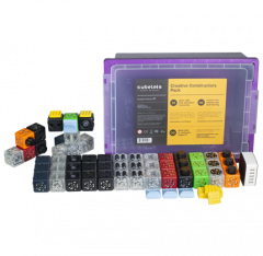 Creative constructors  educators pack