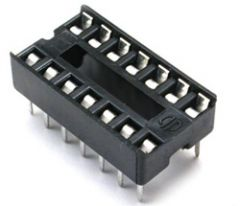 14 Pin DIP Socket Carrier