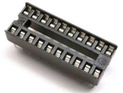 20 Pin DIP Socket Carrier