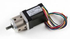 DCM4101_0    42DMW61 NEMA17 Brushless Motor with 4.9:1 Gearbox