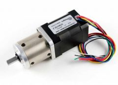 DCM4102_0   42DMW61 NEMA17 24VDc Brushless Motor with 15:1 Gearbox