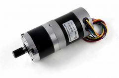 DCM4108_0 57DMWH75 NEMA23 Brushless Motor with 15:1 Gearbox