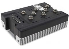 Brushless DC Motor Controller, Dual Channel, 2 x 180A, 60V, Hall sensors input, Encoder input, USB, CAN, no Ethernet
