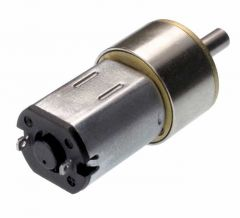 GM22 298:1 Mini Metal Sealed Gear Motor