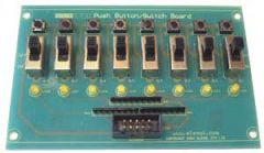 I/O Switch/Push Button Board