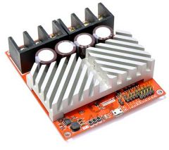 RoboClaw 2x60AHV, 80VDC Motor Controller