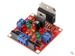 L298 Compact Motor Driver Kit
