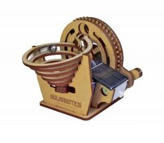 The Solarbotics Solar Marble Machine