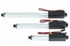 L16-S Miniature Linear Actuator with Limit Switches