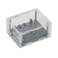 Parallax Multi-Board Enclosure - Clear