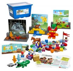 StoryTales product and box lego education