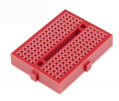 Breadboard - Mini Modular Red