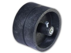 Pulley for Tracked Belt pair