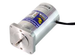 High Torque DC Servo Motor 200RPM With UART/12C/PPM Drive front