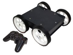 Streak R/C All Terrain Robot Kit WITH CONTROLLER