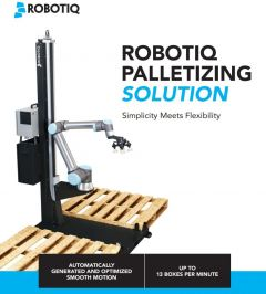 Robotiq Palletising Solution