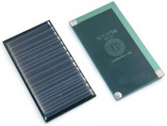 37 x 66mm Polycrystalline Solar Cell