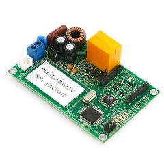 Communication Modem PLC-UART 12V