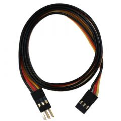 RC Servo Extension Lead 600mm
