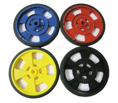 "2-5/8"" Diameter Servo Wheel"