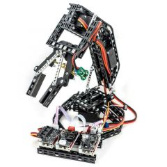 TOTEM ROBOTIC ARM WITH ELECTRONICS (BLUETOOTH)