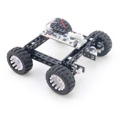 DIY SMARTPHONE BLUETOOTH CONTROLLED 2WD CAR CHASSIS KIT