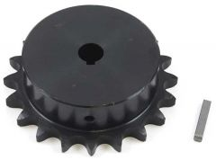 TRM4146_0  #40 Chain Sprocket with 12mm Bore and 20 Teeth