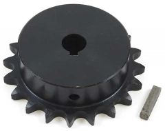 TRM4149_0 #40 Chain Sprocket with 14mm Bore and 20 Teeth