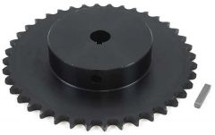 TRM4152_0  #40 Chain Sprocket with 17mm Bore and 40 Teeth