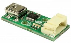 USB to Serial Converter USB-SER01 board