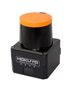 The Hokuyo UST-10LX-H01 offers a highly accurate angular resolution of 0.125º.
