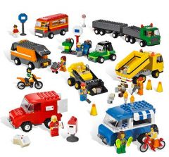 Vehicles Set LEGO Education