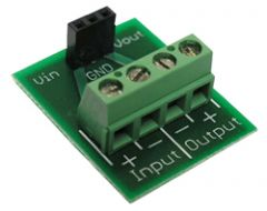 Voltage Regulator Breakout Board