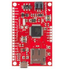 SparkFun Logomatic v2 - Serial SD Datalogger top view