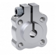 Face Tapped Clamping Hubs Face on
