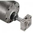 Provides a great fit when used with D-Shafting.