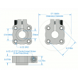 Face Tapped Clamping Hubs specification