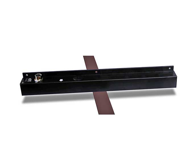 320 mm wide magnetic track sensor -all-metal, shock-resistant
