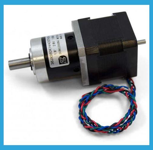 Phidgets Stepper motor