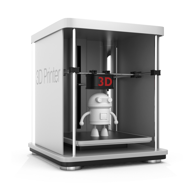 3D Printing set to take over